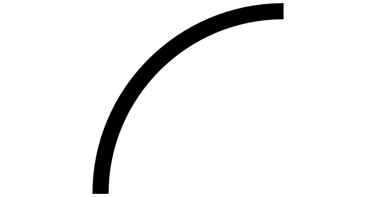 Curved Line.