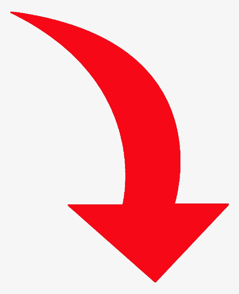 Red Curved Arrow Png Image Freeuse.