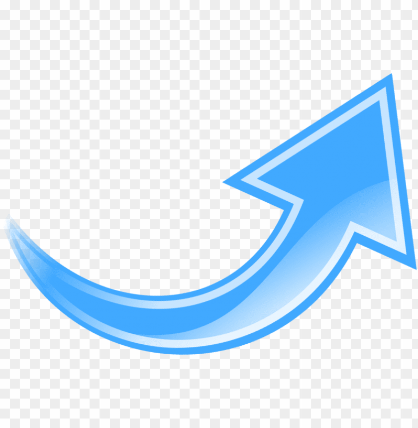 free download blue curved arrow png clipart arrow clip.