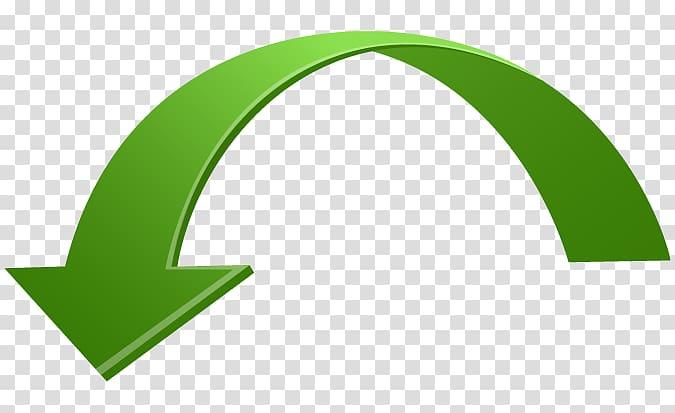 Green arrow logo, Green Arrow Curve , Arrow Curved.