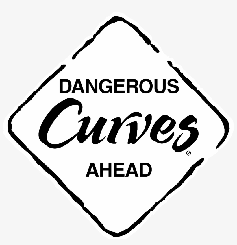 Curves Logo Black And White.