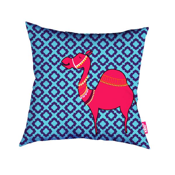 Camel Cushion cover.
