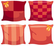 Cushions Stock Illustrations.