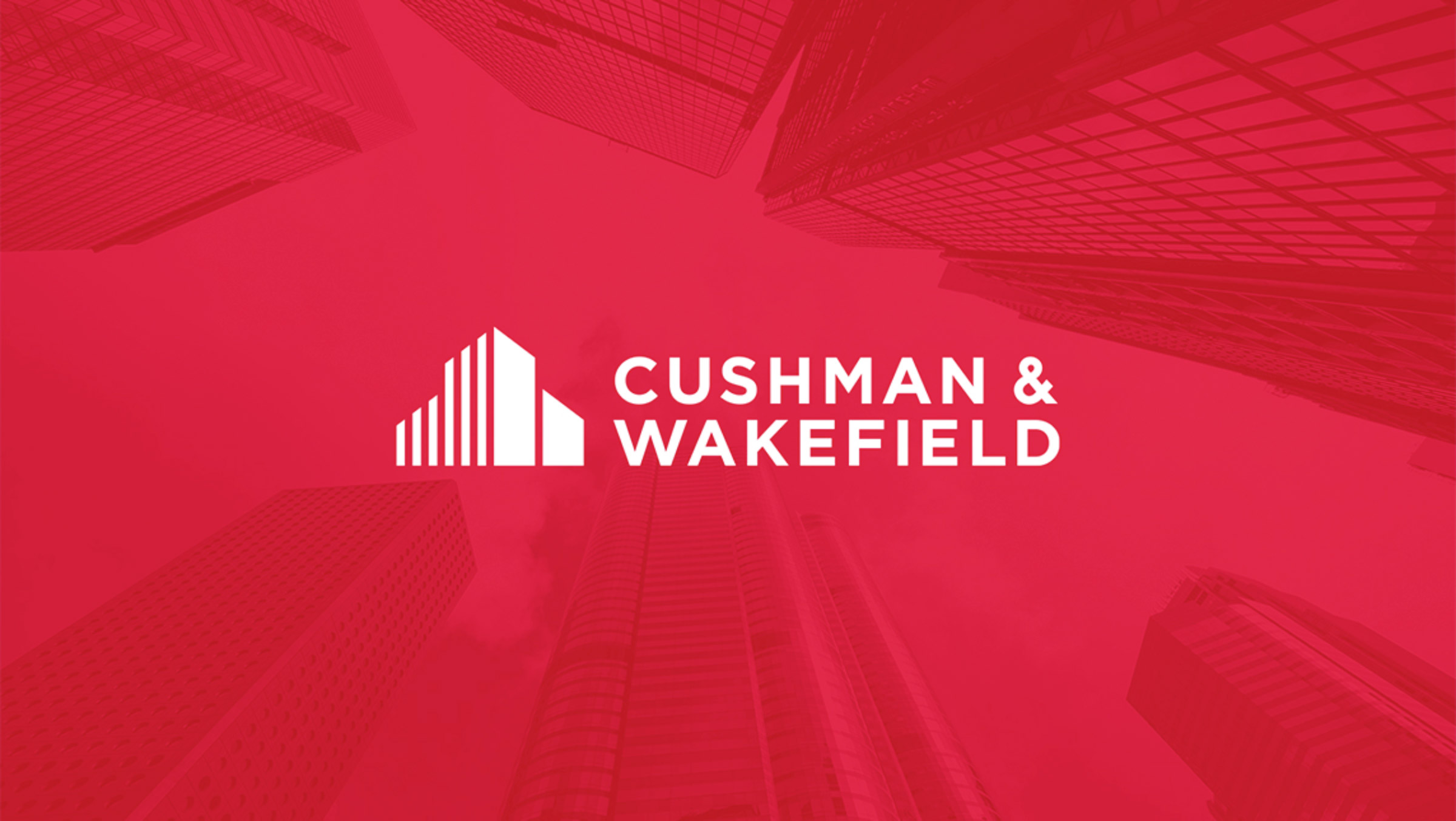 Cushman & Wakefield Brand Identity.