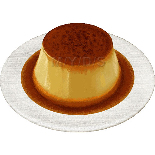 Flan clipart - Clipground