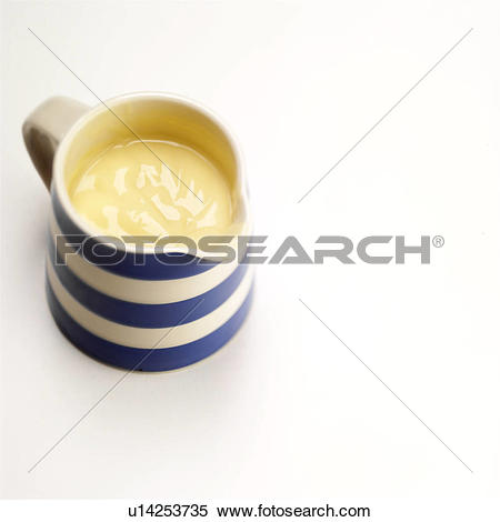 Picture of Jug of custard 205157.