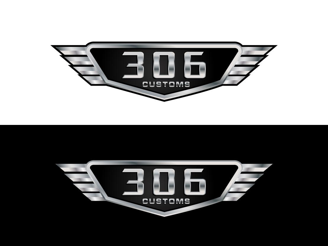 Custom car shop needs a retro and aggressive logo design.