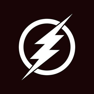 Details about The Flash Logo Custom Car Decal Sticker 5\