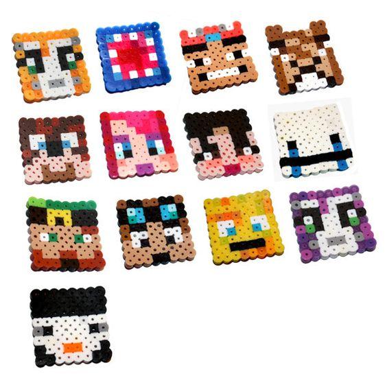 Minecraft Custom Clipart Maker.