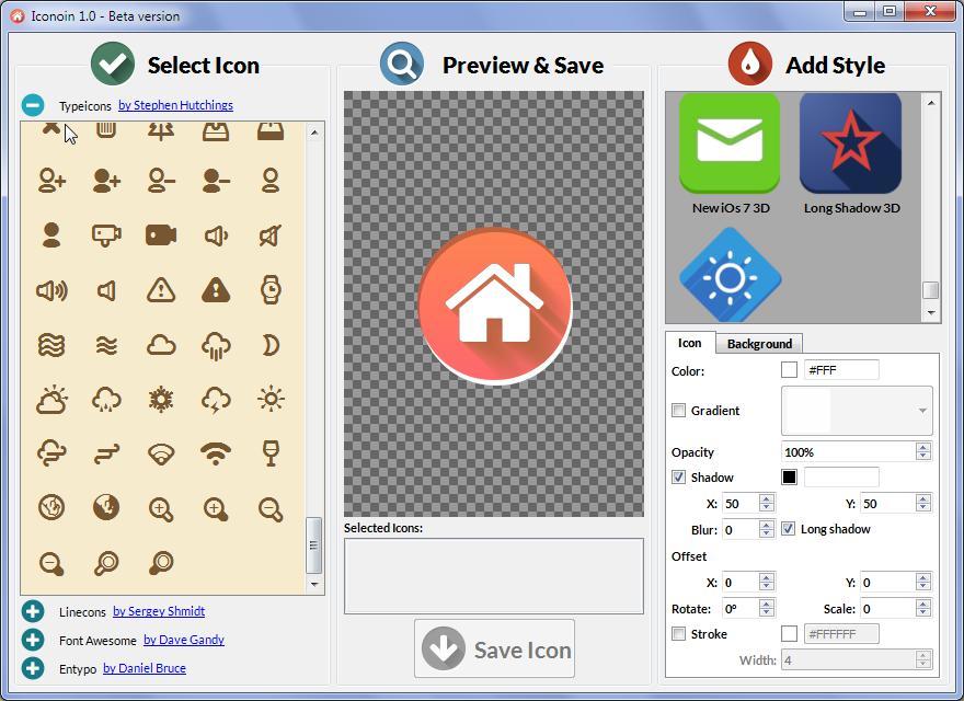 Custom Desktop Clipart Creator.