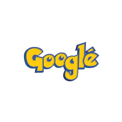Custom google logo iron on transfers (Decal Sticker) No.