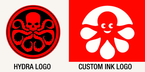 separated at birth: The Hydra and.