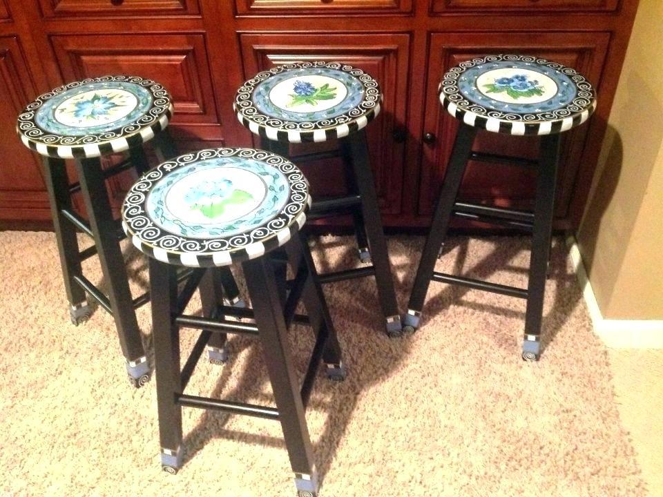 custom made bar stools.
