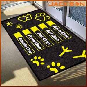 Customized Nice Printed Logo Carpet for Company.