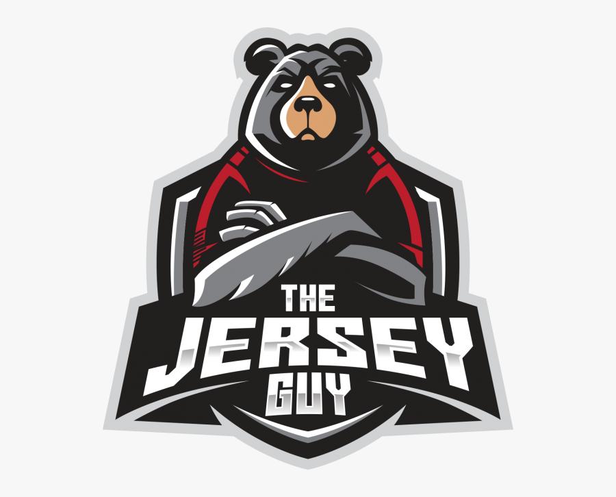 Jersey Guy Custom Logo , Free Transparent Clipart.