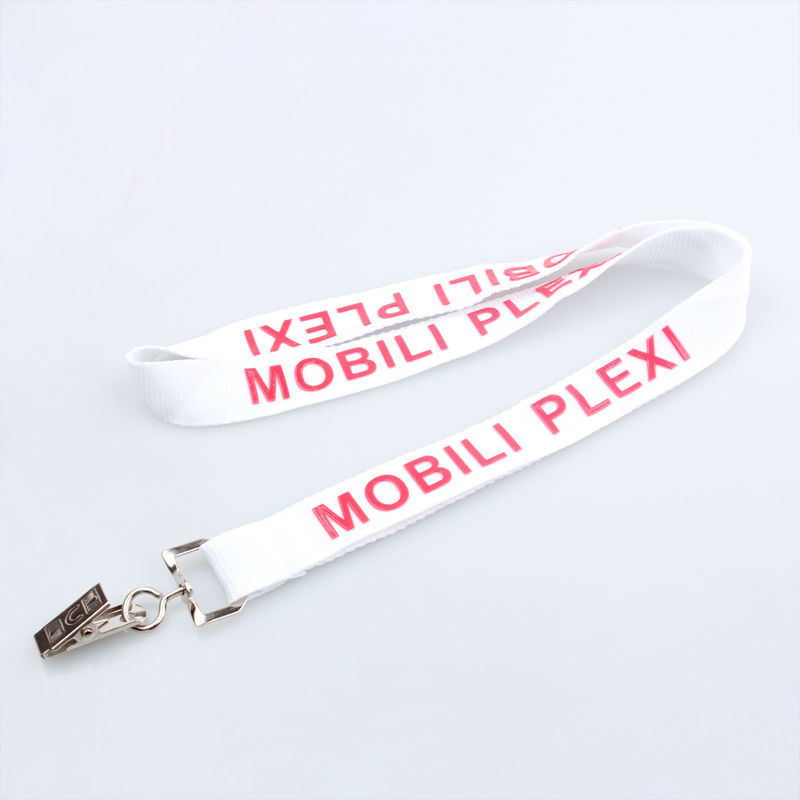 China Promotion Cheap Print Custom Logo Lanyards for Gift.