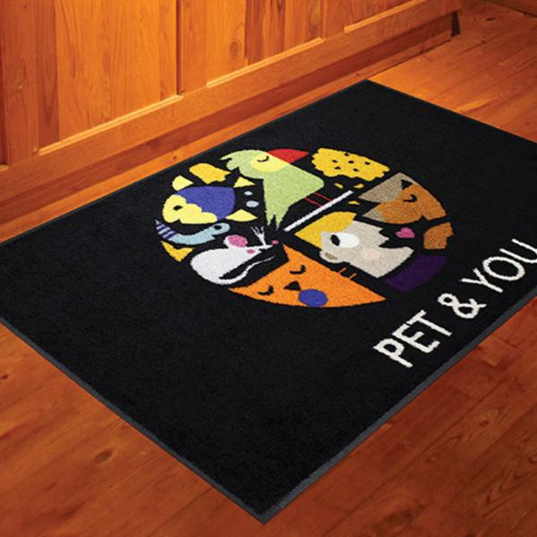 The Best Custom Logo mat Collection On The Internet.