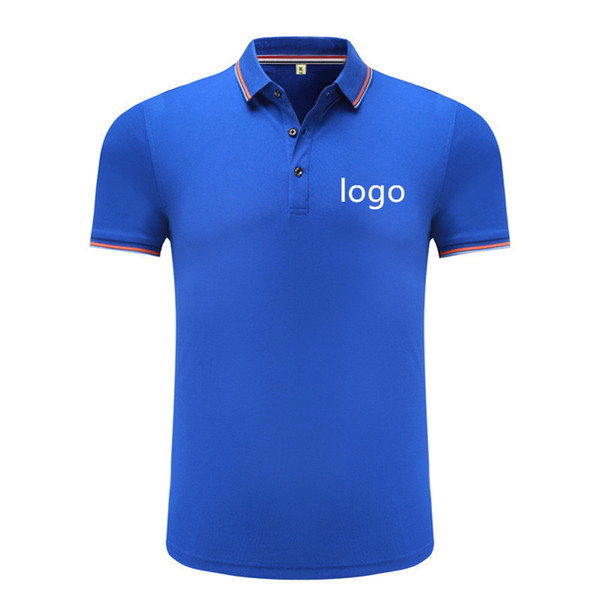 Custom Embroidered Pique Polo Shirt With Your Own Text Design Customized  High Quality Uniform Polo For Company Logo Work Wear C19041101 Printable T.