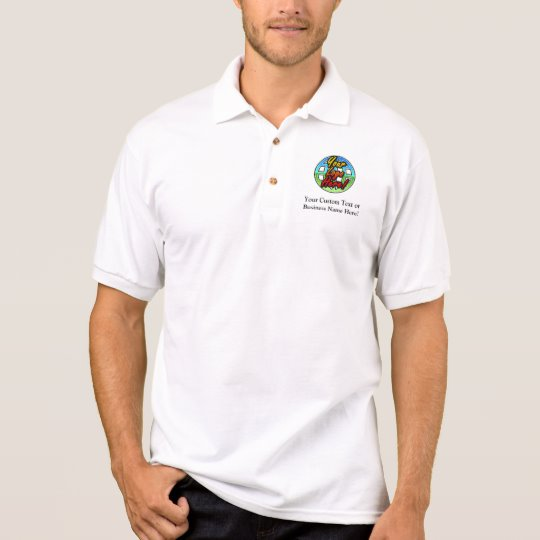 Custom Logo Golf Shirt, No Minimum Quantity Polo Shirt.