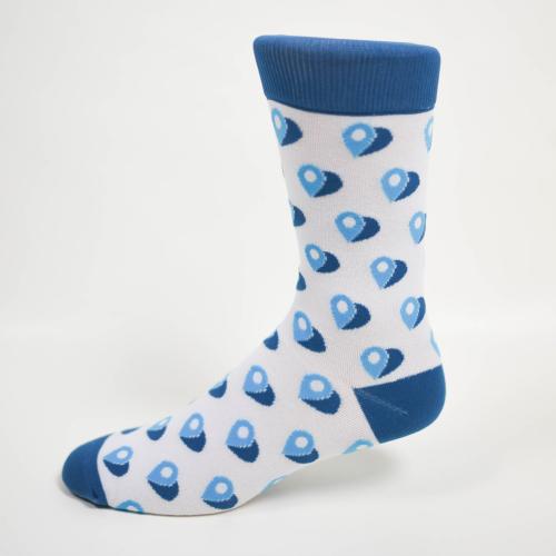 Custom Dress Socks.