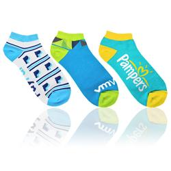 Custom Ankle Socks in Your PMS Colors.