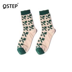 Newest Style Wholesale Custom Logo Happy Socks Fashion Design Cotton Dress  Socks for Men.