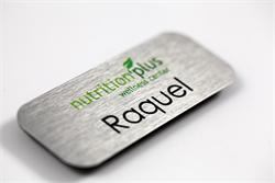 Business Name Tags & Badges.