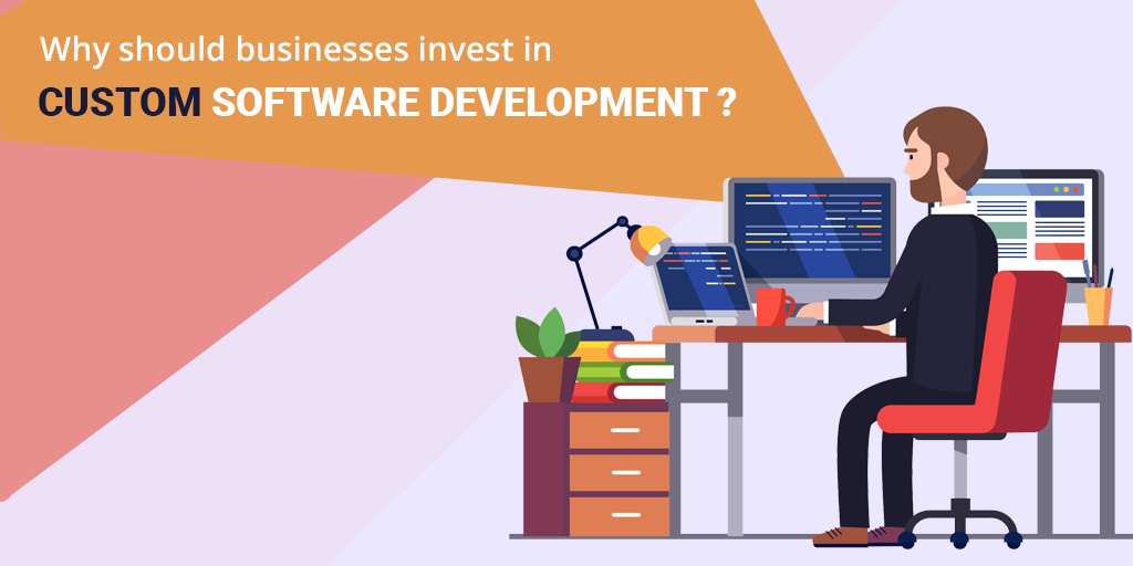 Why To Choose Custom Software Development Solution ?.