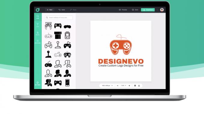 DesignEvo: A Free Custom Logo Maker User Review.