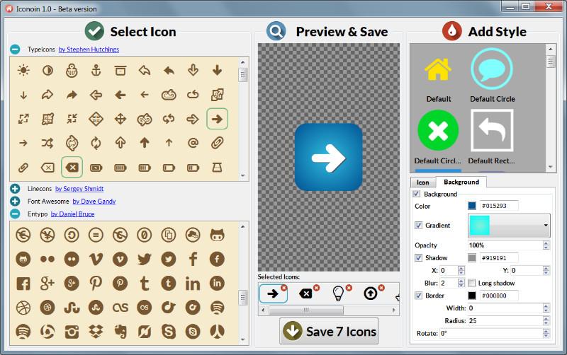 50X50 Icon Maker #36357.