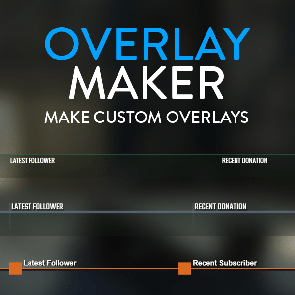 Overlay Maker.