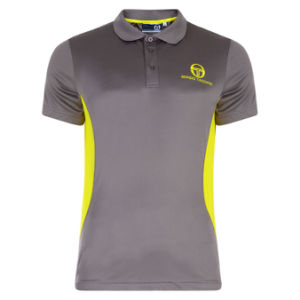 Custom Printed Polyester Sublimated Golf Polo Shirts (A296).