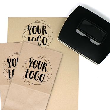 Custom Logo Stamps, Easy Ordering! Ships Next Business Day.