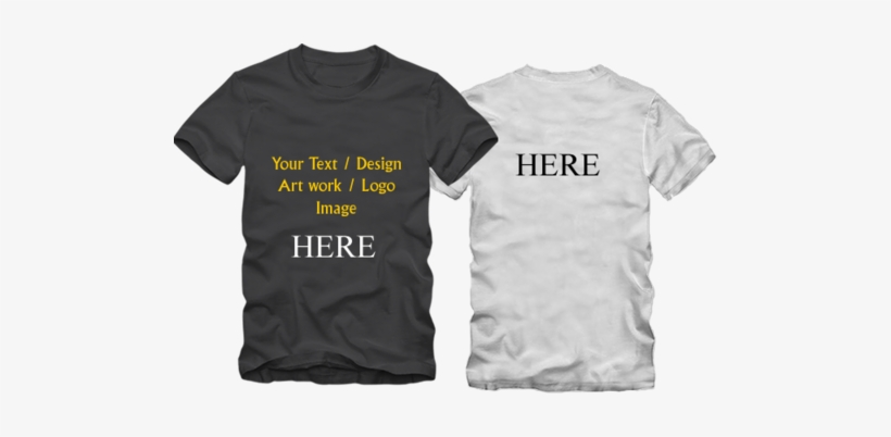 Promotional T Shirt Printing Service.