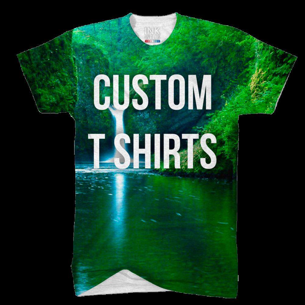 Custom T Shirt.