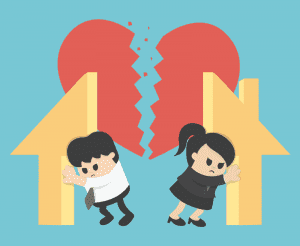 How Debt Is Split in Divorce: Credit Card, Mortgage, Auto.