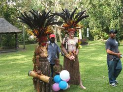 Marriage PNG style: respecting the traditions.