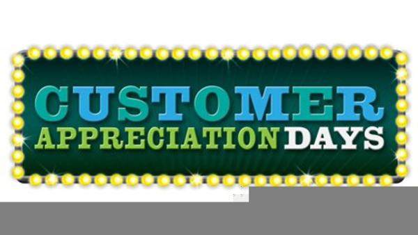 Customer Appreciation Clipart.
