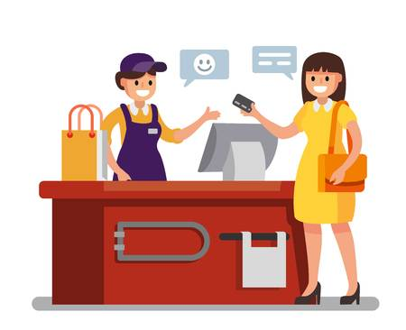 4,409 Happy Customer Service Stock Illustrations, Cliparts And.