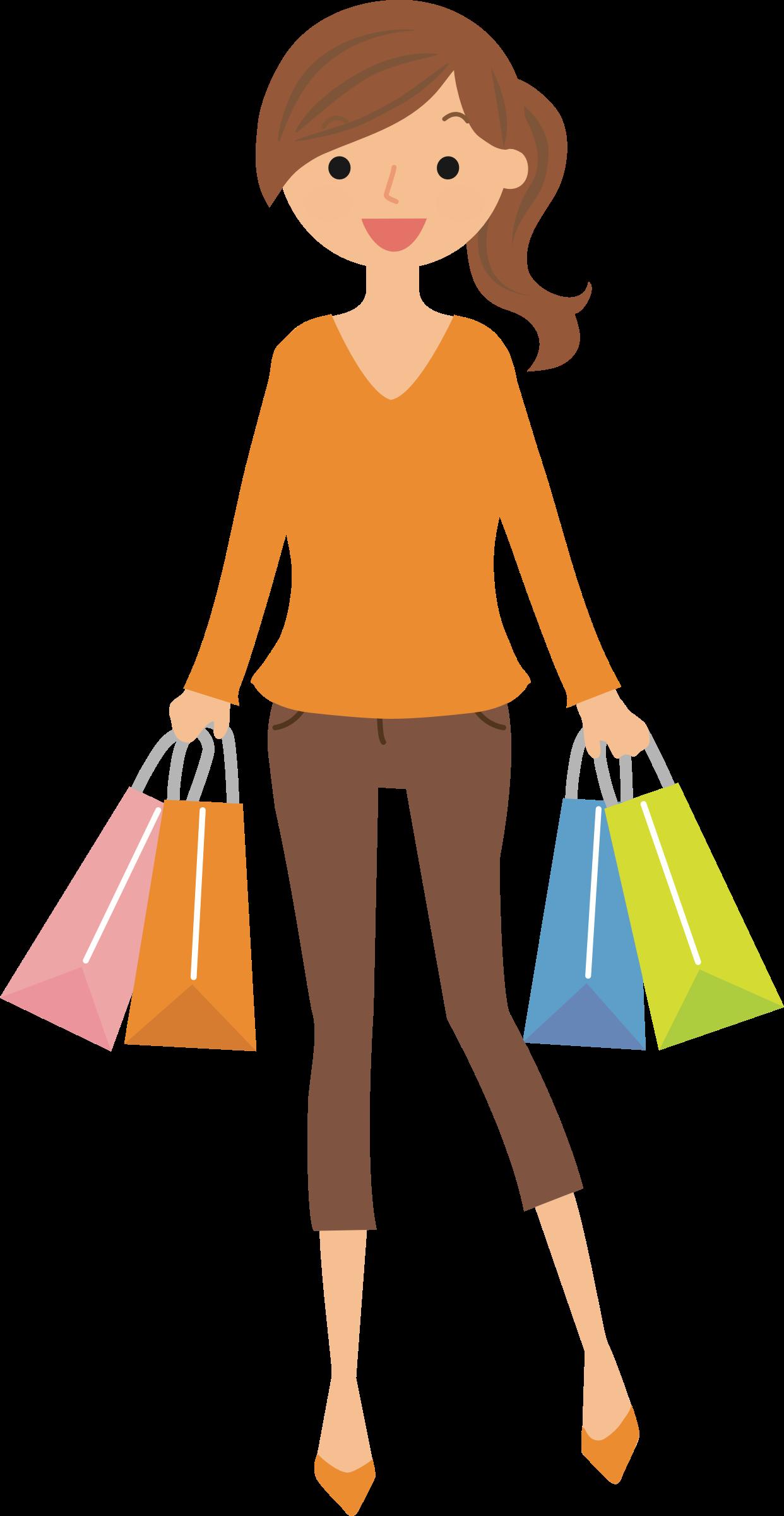 Female clipart customer, Female customer Transparent FREE.