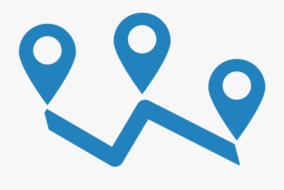 Map Icon Png Journey.