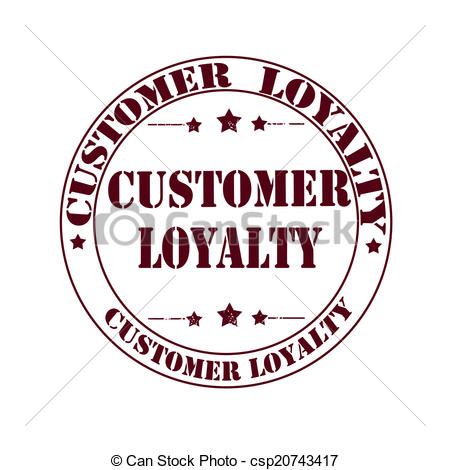customer loyalty stamp.