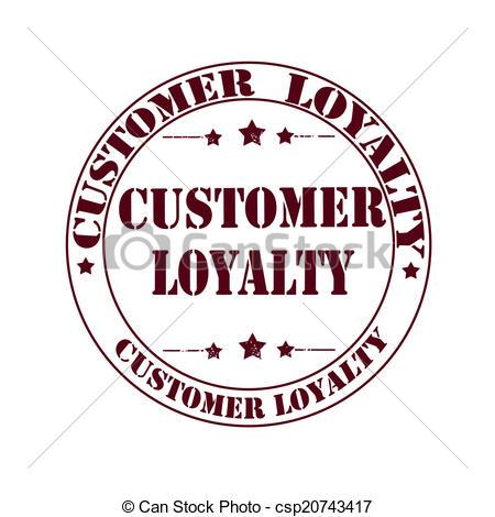 customer loyalty stamp.