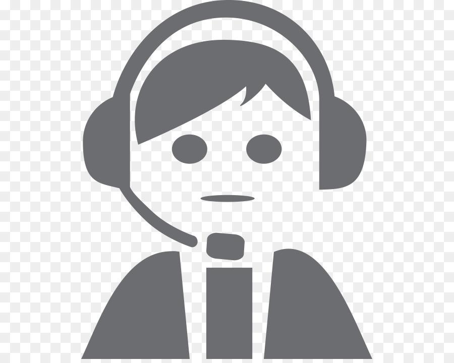 Customer Service Icon clipart.