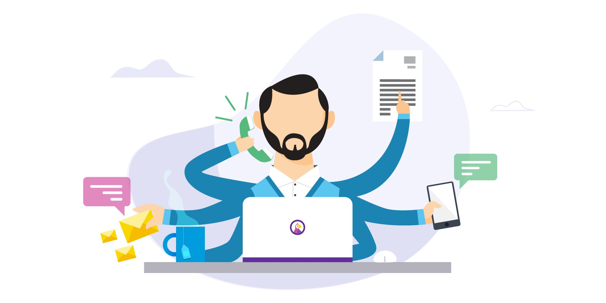 How AI can help your customer service agents be more productive.