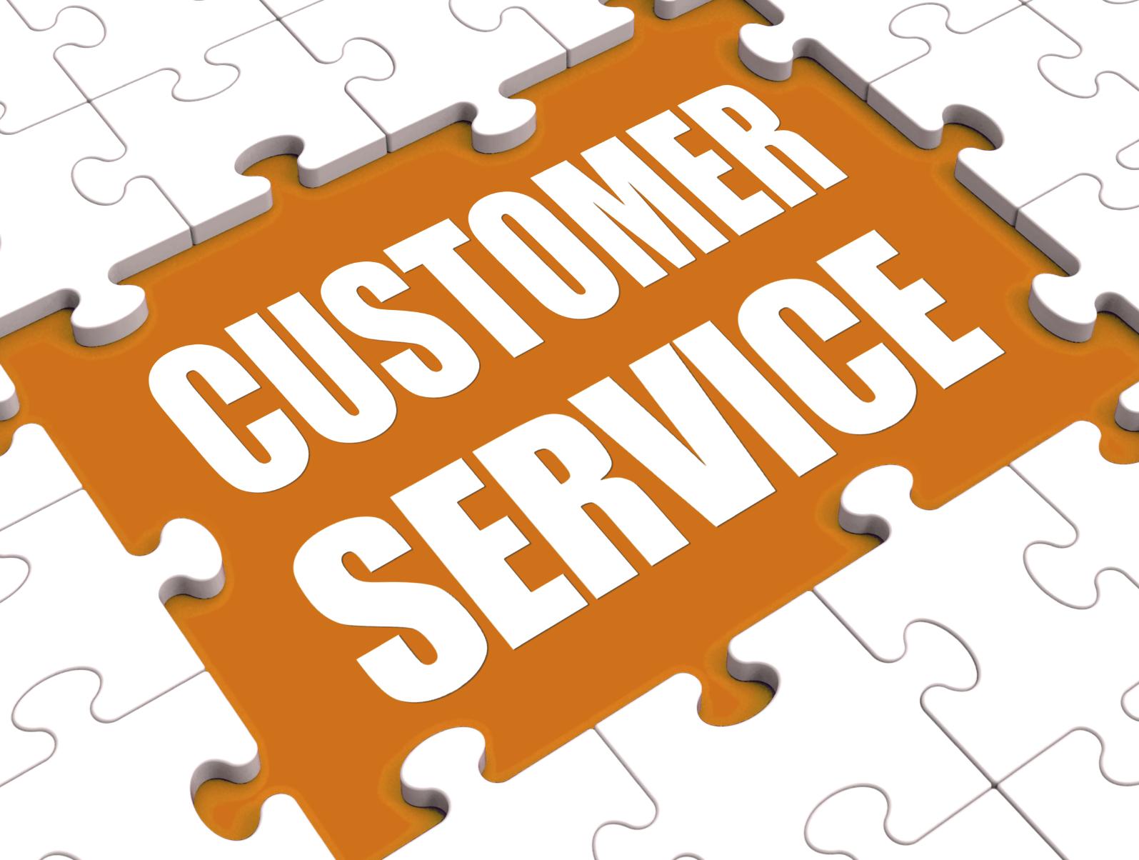 customer service skill.
