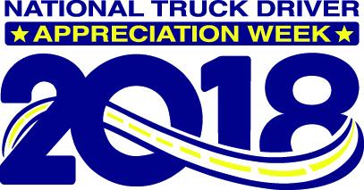 National Truck Driver Appreciation Week: 2018.