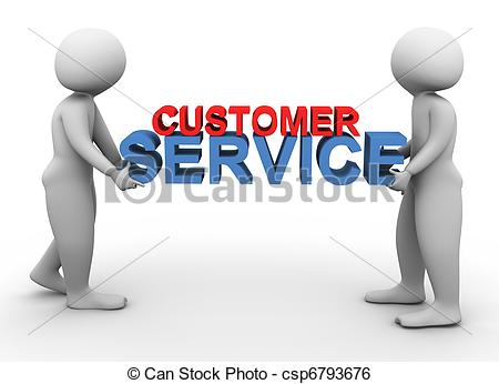 Customer Service Appreciation Clipart.