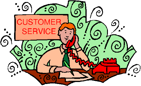 Customer Service Pictures.
