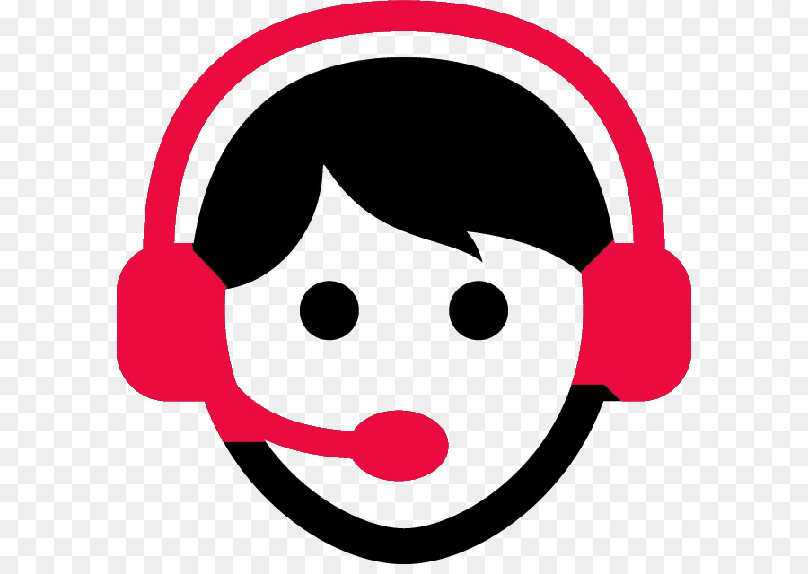 Customer Service Icon clipart.